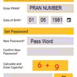 How to Reset Update CPS PRAN Details in NPS NSDL e- Governance App (Mobile App)