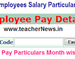 TS Employee Pay Details Teachers Salary Particulars Download DDO Request 2019-2020