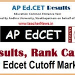 AP EdCET Results 2020 | AP Edcet Rank card, Cutoff Marks, Counselling Dates @ sche.ap.gov.in