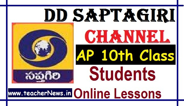 AP 10th DD Saptagiri New Model Question Papers – SSC Online Subject Wise Question Papers